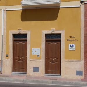casa rural almeria